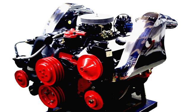 5.0L 280bhp V8 Performance Marine engine rebuilds